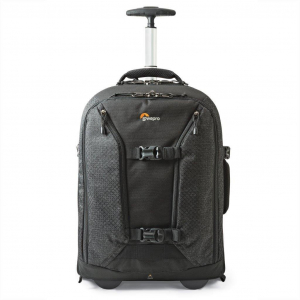 LOWEPRO ROLLING BAG PRO ROLLER X450 BLACK (FRONT)