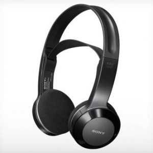 Sony Bluetooth Headset without Mic MDR-IF245RK