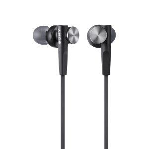 Sony Extra Bass in-Ear Earphones MDR-XB50 Black
